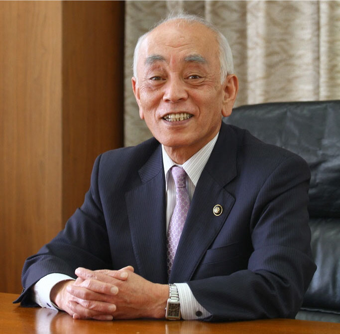 米沢市長の写真
